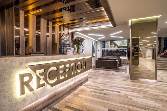 Perelik Hotel - Food and dining