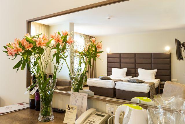 Perelik Hotel - DBL room